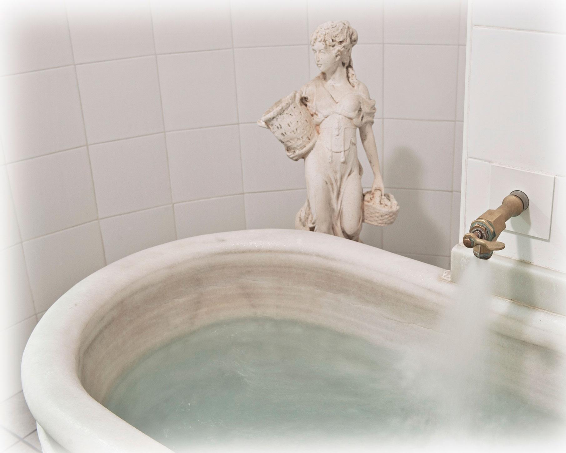Bañera del 1850